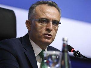 Maliye Bakanı Ağbal: Türkiye'yi daha rekabetçi yapan düzenlemeyi Meclise getireceğiz