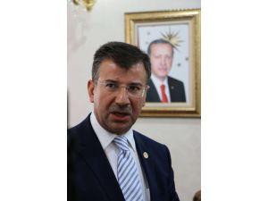 AK Parti Milletvekili Mehmet Ali Cevheri'nin acı günü