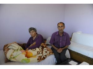 Kanser hastası eşi için yardım bekliyor