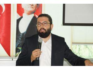 Gazeteci Erman Çetin, AGC başkanlığına aday olduğunu açıkladı