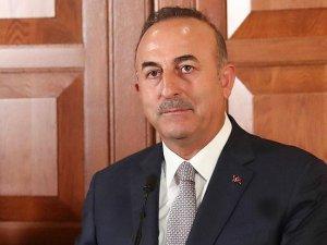 Dışişleri Bakanı Çavuşoğlu: Türkiye hiçbir zaman çaresiz değildir