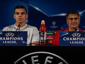 Beşiktaş Teknik Direktörü Güneş: Kazanmamız gereken maçlarımız var