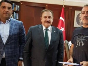 Haluk Levent, Bakan Eroğlu ile görüştü!