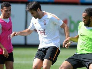 Galatasaray'da Kasımpaşa mesaisi başladı
