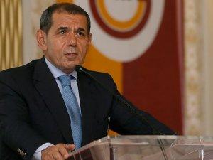 Galatasaray Başkanı Özbek'ten transfer açıklaması