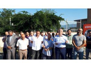 Hendek'te yapılması planlanan cezaevine tepkiler sürüyor