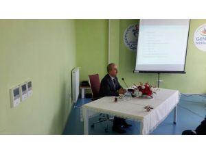 2017-2018 Eğitim öğretim yılı güvenlik toplantısı yapıldı