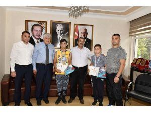 Tokatlı gençlerden Judo'da büyük başarı