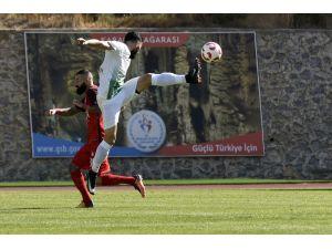 TFF 2. Lig: Gümüşhanespor: 3 - SBS İ.Kırklarelispor: 0