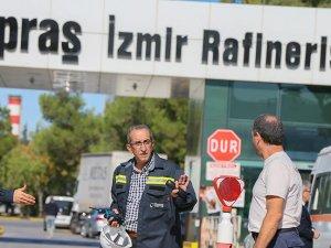 Tüpraş İzmir rafinerisinde patlama