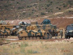 İdlib bölgesindeki sivillerden TSK intikaline destek