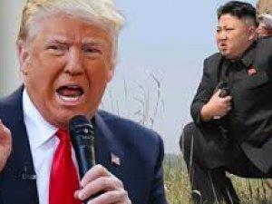 Kuzey Kore'den ABD'ye: Karşılığımız Sözle Değil Ateş Topu İle Olacak!