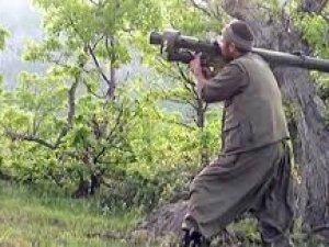 PKK'lı Teröristler Kuzey Irak'tan Güdümlü Füzeyle Saldırdı: 1 Asker Yaralı