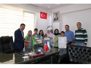 Öğrencilerden Ahilik Haftası ziyareti