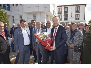 """AK Parti'li Dağdelen: """"Çok önemli iki seçim bizi bekliyor"""""""