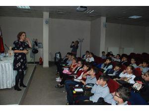Çocuklara Özel Ümit'te sağlıklı yaşam eğitimi