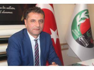 """Niğde Barosu Başkanı Av. Hüseyin Demirbilek; """"Televizyonlarda yayınlanan bazı diziler şiddeti adeta azmettirmektedir"""""""