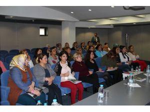 KCETAŞ şirket içi farkındalık seminerleri devam ediyor