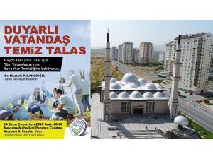 Talas'ta temizlik kampanyası devam ediyor