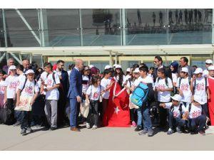 Adıyaman'dan Balıkesir'e 194 öğrenci gönderildi