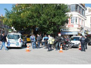 Motosiklet sürücülerine 4 bin lira ceza