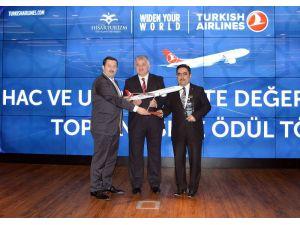 THY'den Hisar Turizm'e Liderlik Ödülü