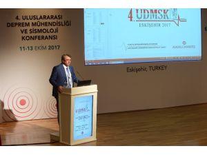 Deprem gerçeği uluslararası boyutta Anadolu Üniversitesinde ele alınıyor