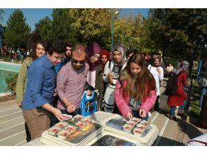 Gazi Üniversitesinde aşure ikramı