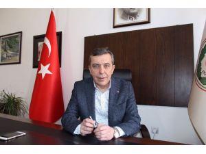 Ahmet Atam: Geredeli'ye yönelik saldırıyı şiddetle kınıyorum