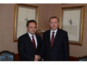 AK Parti Karabük İl Başkanlığına İsmail Altınöz atandı