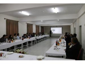 Mühendislik-Mimarlık Fakültesi 2017- 2018 Eğitim Öğretim yılı akademik kurul toplantısı yapıldı