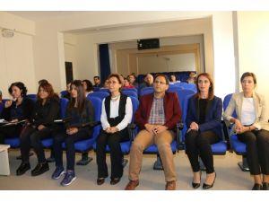 Akademisyenlere yönelik uygulamalı proje döngüsü yönetimi eğitimi verildi
