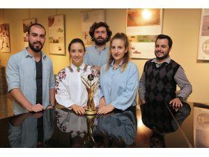 En iyi kısa film ödülü 'Çember'e