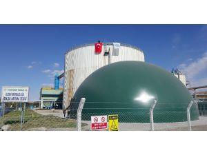 Kayseri Şeker, Pancar Yıkama Atık Suyundan Biyogaz Üretimini Gerçekleştirdi