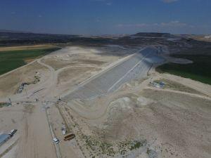 Eskişehir Gökpınar Barajı sulama ve içme suyu sağlayacak