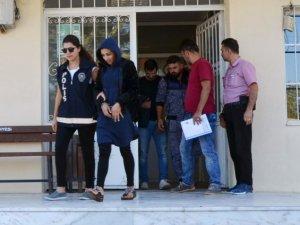 2 Günlük Aşk, Karakolda Bitti! Altınlarla Giden Suriyeli Kaçak Gelin Çetesi Yakalandı