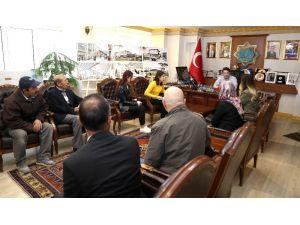 Başkan Yazgı, Halk Günü'nde vatandaşın sorununu dinledi