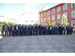 Hayrabolu'da Muhtarlar Günü kutlandı