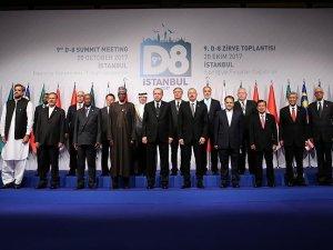 D-8 Ekonomik İşbirliği Örgütü 9. Zirvesi başladı