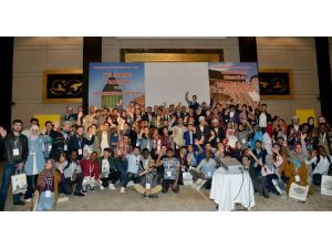 Konya'da 3. uluslararası öğrencilik sempozyumu başladı