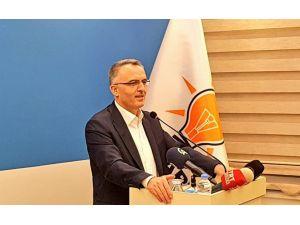 """Maliye Bakanı Naci Ağbal: """"Türk adaleti gereken cezayı veriyor"""""""