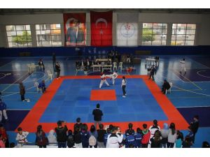 Atatürk'ü Anma Haftası Taekwondo Müsabakaları sona erdi