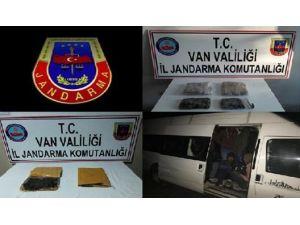 Van'da kaçak şahıs operasyonu