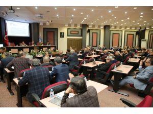Melikgazi Meclis Toplantısı'nda duygusal anlar yaşandı