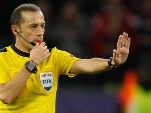 Almanya Futbol Federasyonundan Çakır'a davet
