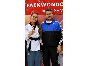Tuğba Şengül, Balkan Taekwondo Şampiyonası'na gidiyor