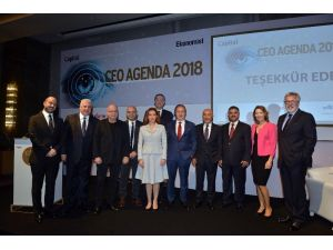 """""""Türk iş dünyasını gelecekte heyecan verici gelişmeler bekliyor"""""""