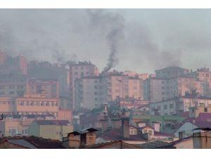 Mersin'de ısınmadan kaynaklı hava kirliliği uyarısı
