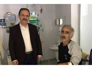 Başkan Şahin'den Bafralı sanatçı Gürgür için çağrı
