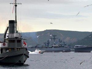 'BSF Pytlivy' isimi gemi Çanakkale Boğazı'ndan geçti
